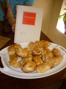 Cream Puffs & Cookbook
