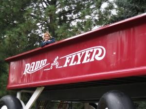 Spokane wagon