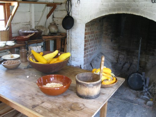 Great Hopes Plantation Kitchen